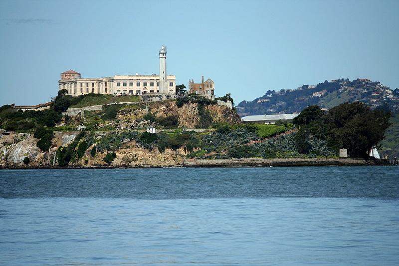 Podróż poślubna po USA - Alcatraz