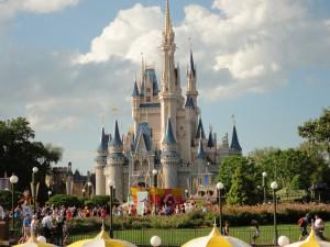 Podróż poślubna po USA - Disneyland