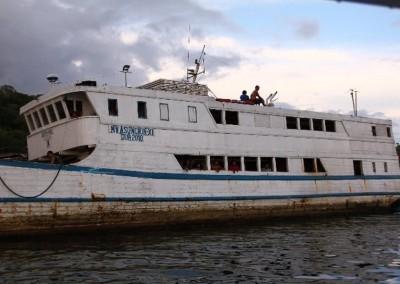 łódź Asuncion
