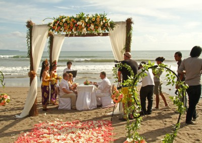 ślub na Bali 9