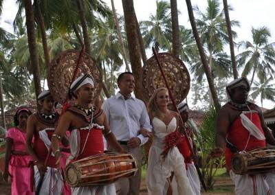 ślub na Sri Lance 1