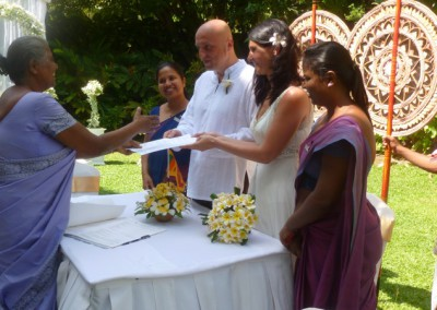 ślub na Sri Lance 7