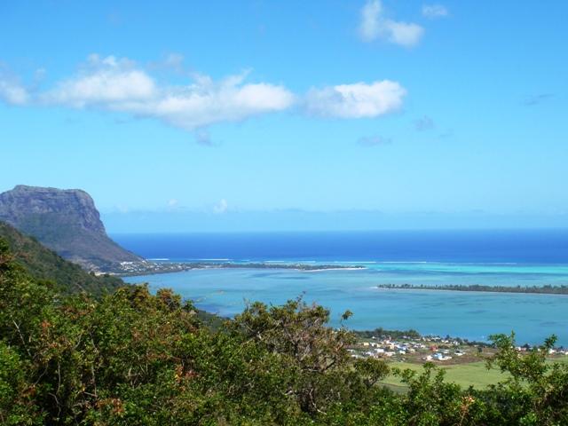 Podróż poślubna na Mauritius