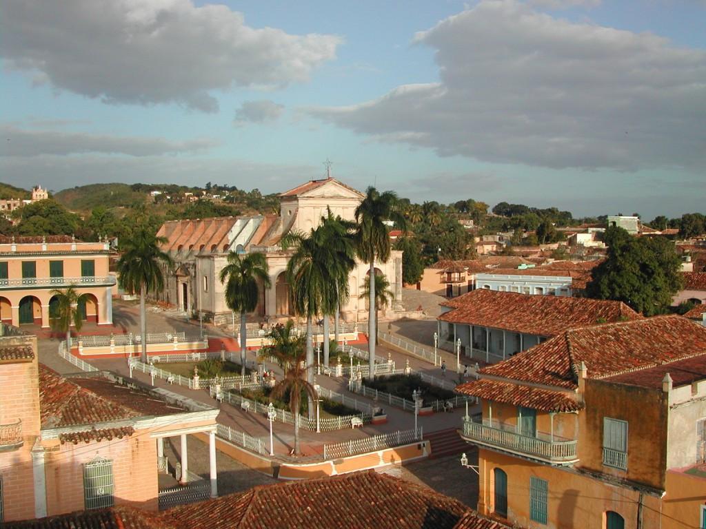 Podróż poślubna na Kubę
