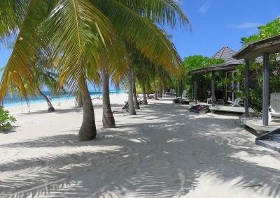 plaża malediwy