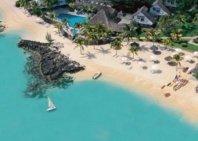 plaża mauritius
